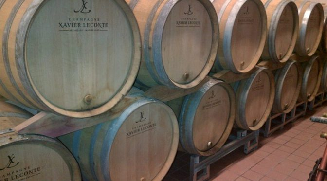 N.V. Xavier Leconte, Champagne Brut Réserve, Champagne, Frankrig