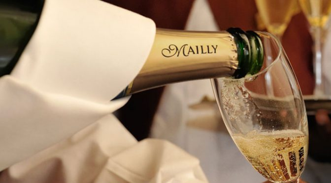 N.V. Champagne Mailly Grand Cru, Blanc de Noirs, Champagne, Frankrig