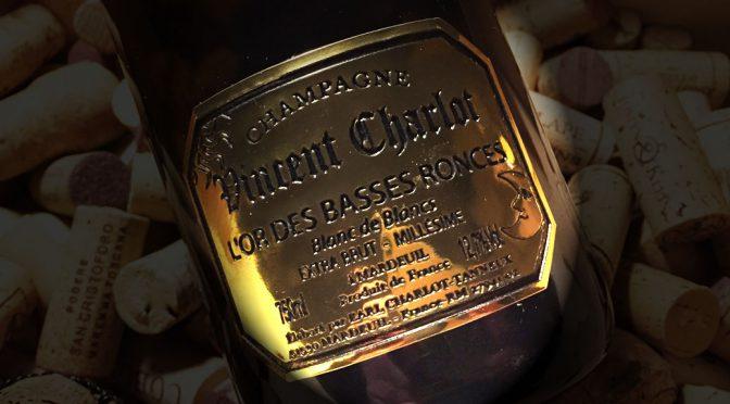 2011 Vincent Charlot, L´Or des Basses Ronces Blanc de Blancs Extra Brut, Champagne, Frankrig