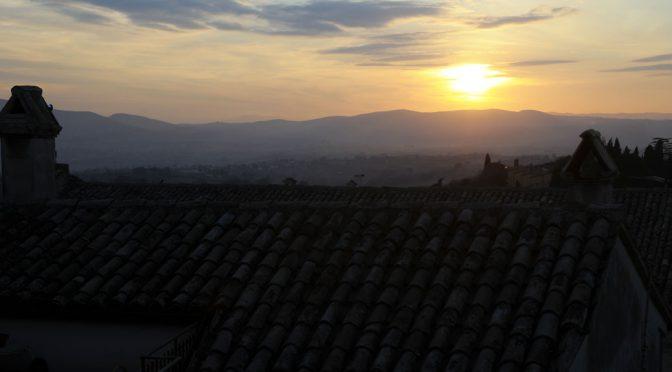 Houlberg i Montefalco – part 2: Historien om vin i Montefalco