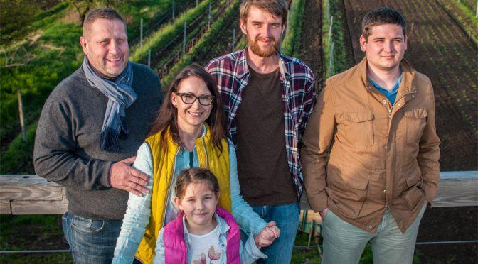 2015 Vinařství Krásná Hora, Sauvignon Blanc, Moravia, Tjekkiet