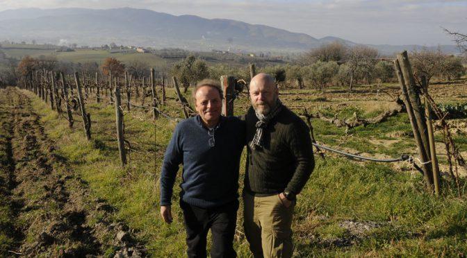 Besøg hos Colle del Saraceno … den sødeste familie