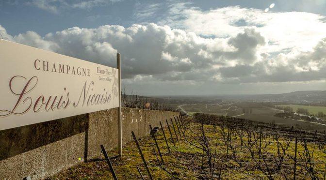 N.V. Louis Nicaise, Noir Blanc de Noirs Premier Cru, Champagne, Frankrig