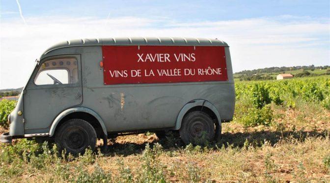2015 Xavier Vignon, 100% Côtes-du-Rhône, Rhône, Frankrig