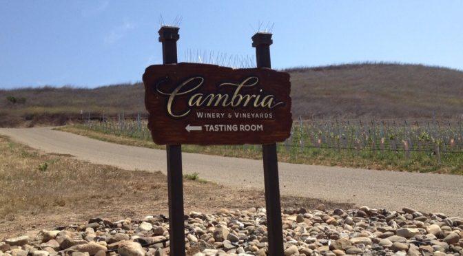 2012 Cambria Estate Winery, Julia's Vineyard Pinot Noir, Californien, USA