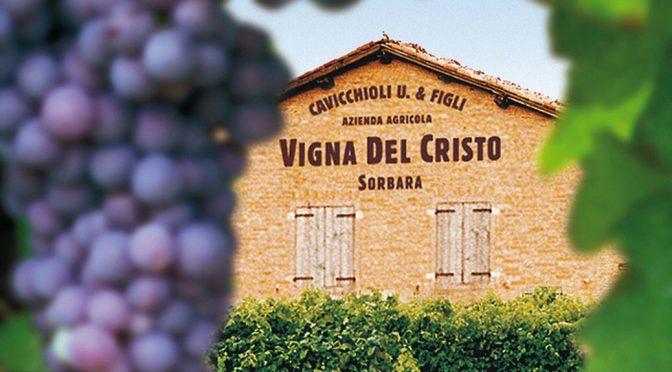 N.V. Cavicchioli U. & Figli, Lambrusco Salamino di Santa Croce Semisecco, Emilia-Romagna, Italien