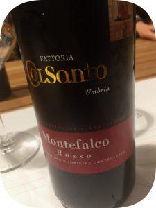 2014 Fattoria ColSanto, Montefalco Rosso, Umbrien, Italien