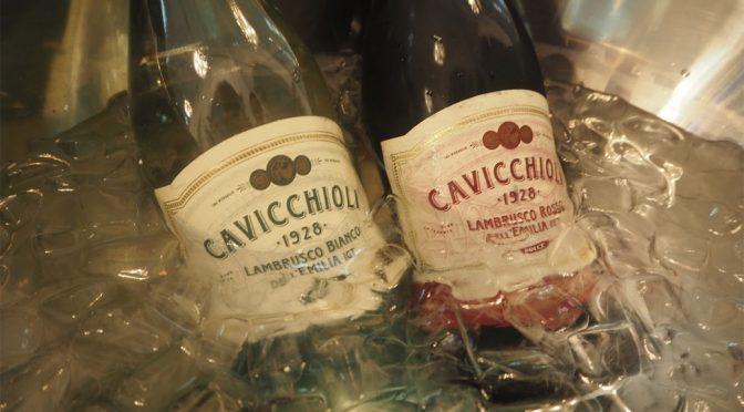 N.V. Cavicchioli U. & Figli, Lambrusco Bianco dell'Emilia IGT Dolce, Emilia-Romagna, Italien