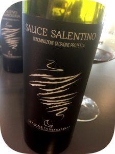 2014 Le Vigne Di Sammarco, Salice Salentino, Puglia, Italien