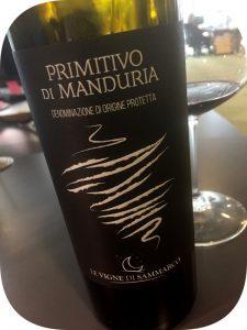 2015 Le Vigne Di Sammarco, Primitivo di Manduria, Puglia, Italien