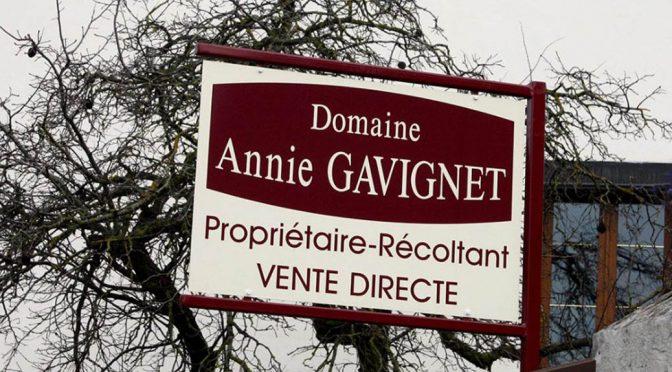 2013 Domaine Annie Gavignet, Vosne-Romanée Villages, Bourgogne, Frankrig