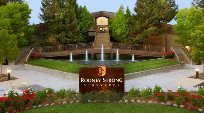 2012 Rodney Strong, Russian River Valley Pinot Noir, Californien, USA