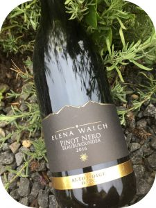 2016 Elena Walch, Pinot Nero Blauburgunder Selezione, Alto Aldige, Italien