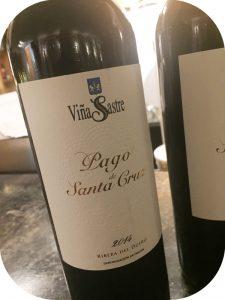 2014 Viña Sastre, Pago de Santa Cruz, Ribera del Duero, Spanien