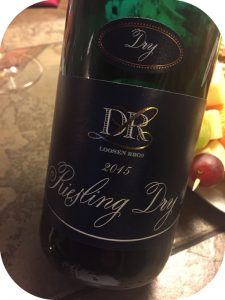 2015 Weingut Dr. Loosen, Loosen Bros. Dr. L Riesling Dry, Mosel, Tyskland