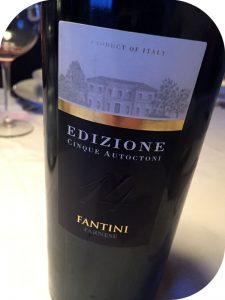 2012 Farnese, Edizione Cinque Autoctoni, Abruzzo, Italien