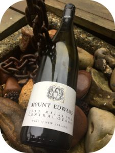 2013 Mount Edward, Riesling, Central Otago, New Zealand