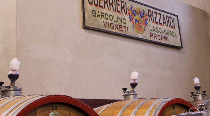 2016 Guerrieri-Rizzardi, Rosso San Pietro, Veneto, Italien