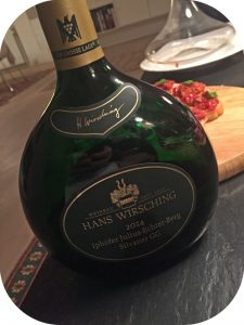 2014 Weingut Hans Wirsching, Iphöfer Julius-Echter-Berg Silvaner Großes Gewächs, Franken, Tyskland
