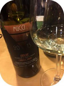2015 Cascina Mucci, Langhe Chardonnay, Piemonte, Italien