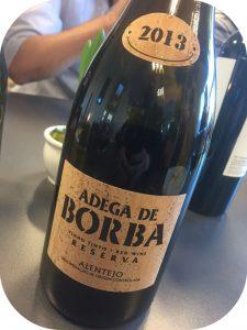 2013 Adega de Borba, Rótulo Cortiça Tinto, Alentejo, Portugal