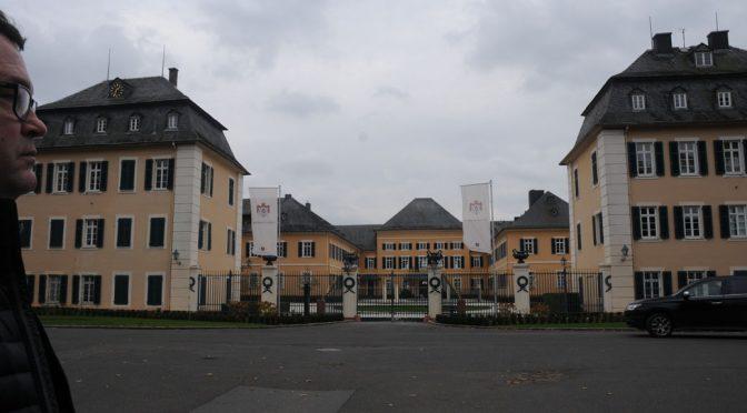 Besøg på Schloss Johannisberg … historisk Rieslingproducent og turistmagnet
