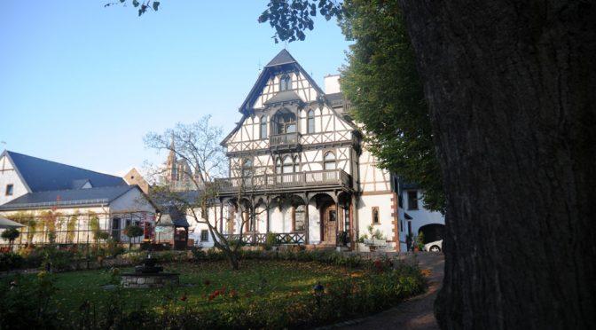 Besøg hos Weingut Robert Weil … veldrevet Kiedricher magtfaktor