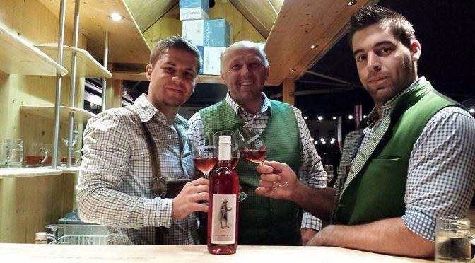 2016 Weinbau Oswald Trapl Schilcher, Schilcher Rustical Ried Lestein, Weststeiermark, Østrig