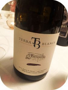 2012 Terra Blanca Estate Vineyards, Signature Series Block 8 Syrah Red Mountain, Washington State, USA
