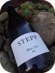 2016 Weingut Stepp, Pinot Noir, Pfalz, Tyskland