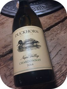 2014 Duckhorn Vineyards, Napa Valley Chardonnay, Californien, USA