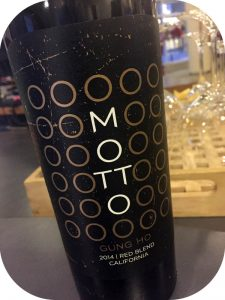 2014 Motto Wines, Gung Ho Red Blend, Californien, USA