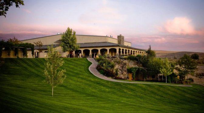 2012 Terra Blanca Estate Vineyards, Signature Series Block 8 Syrah Red Mountain,Washington State, USA