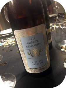 2016 Weingut Robert Weil, Kiedrich Gräfenberg Riesling Spätlese, Rheingau, Tyskland
