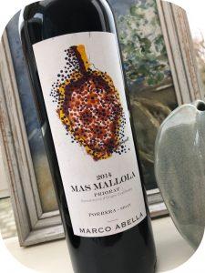 2014 Marco Abella, Mas Mallola, Priorat, Spanien