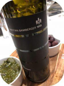 2015 Weingut Christian Bamberger, Chardonnay, Nahe, Tyskland
