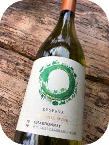 2016 Viñedos Emiliana, Chardonnay Organic Reserva, Casablanca Valley, Chile