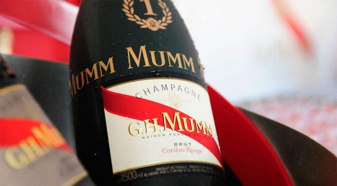 N.V. G.H. Mumm, Cordon Rouge Brut, Champagne, Frankrig
