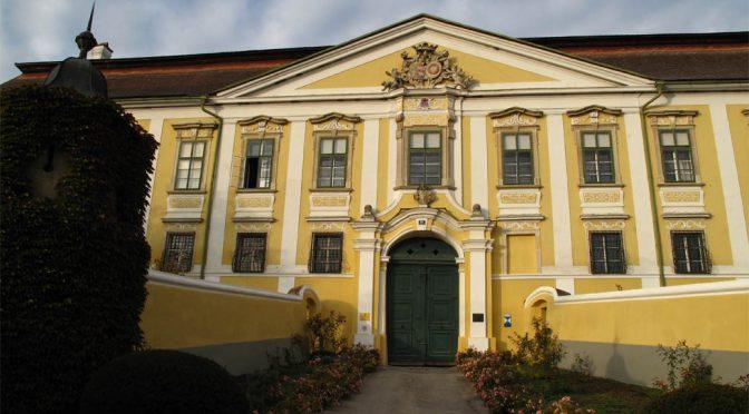 2016 Schloss Gobelsburg, Grüner Veltliner Eiswein, Kamptal, Østrig