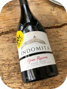 2015 Indómita, Pinot Noir Gran Reserva, Casablanca Valley, Chile