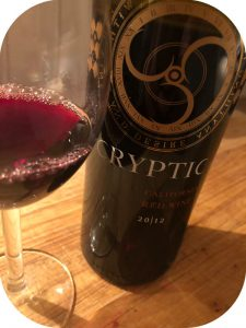 2012 Cryptic Wines, California Red Blend, Californien, USA