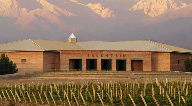 2015 Salentein, Pinot Noir Barrel Selection, Mendoza, Argentina