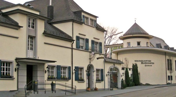 2016 Weingut Burggarten, Spätburgunder Classic, Ahr, Tyskland