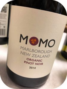 2014 Seresin Estate, Momo Pinot Noir, Marlborough, New Zealand