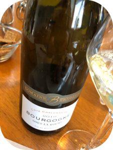 2016 Domaine Bernollin, Bourgogne Blanc Côte Chalonnaise Sous la Roche, Bourgogne, Frankrig