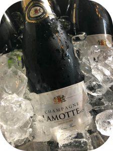 N.V. Alliance Champagne Union de Cooperative Agricoles, Lamotte & Cie Champagne Brut, Champagne, Frankrig
