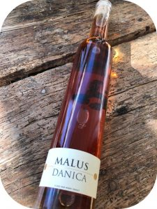 2014 Cold Hand Winery, Malus Danica Cuvée Barrique, Jylland, Danmark