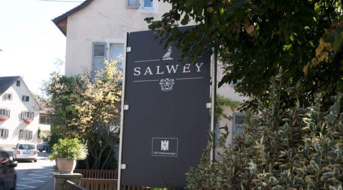 2013 Weingut Salwey, Oberrotweiler Käsleberg Spätburgunder, Baden, Tyskland