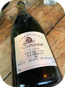 N.V. De Sousa, Grand Cru Reserve Blanc de Blancs Brut, Champagne, Frankrig