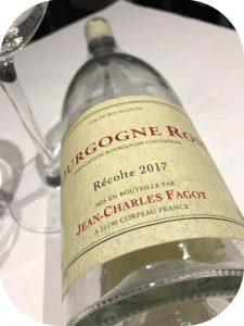 2017 Domaine Jean-Charles Fagot, Bourgogne Rosé, Bourgogne, Frankrig